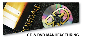CD/DVD Manufacturing